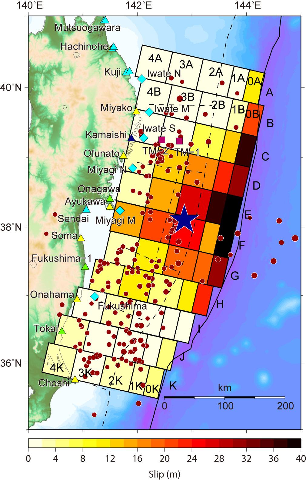 地方 沖 地震 太平洋 東北